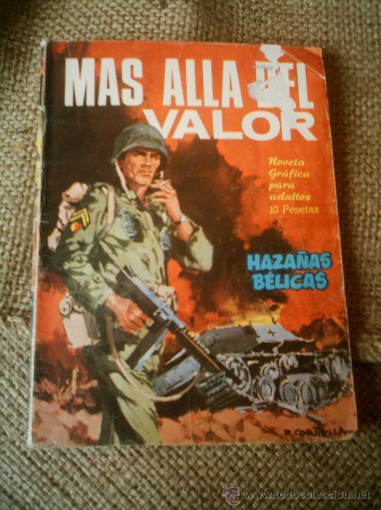 MÁS ALLÁ DEL VALOR - HAZAÑAS BÉLICAS - Nº 151 (Tebeos y Comics - Toray - Hazañas Bélicas)