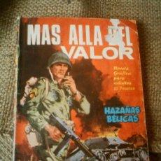 Tebeos: MÁS ALLÁ DEL VALOR - HAZAÑAS BÉLICAS - Nº 151. Lote 22910590