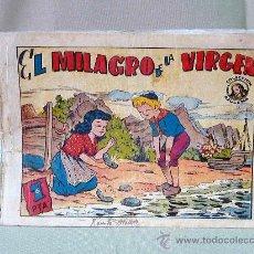 Tebeos: COMIC, ORIGINAL, COLECCION AZUCENA, EL MILAGRO DE LA VIRGEN, 1 PTA, Nº 106, TORAY. Lote 22957403