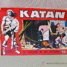 Tebeos: COMIC, KATAN, EDITORIAL TORAY , Nº 12, EL FANTASMA DE LOS PANTANOS, ORIGINAL. Lote 23102278