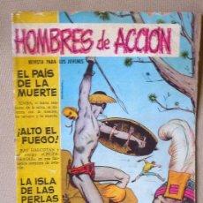 Tebeos: COMIC, HOMBRES DE ACCION, EL PAI DE LA MUERTE, Nº 1, TORAY, . Lote 23643530