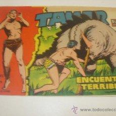 Tebeos: TAMAR Nº 16 HOMBRES DE ACCIÓN TORAY AÑO 1961 1'50 PTS.. Lote 24680527
