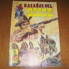 Tebeos: HAZAÑAS DEL OESTE Nº 11 EDICIONES G4. Lote 23436210