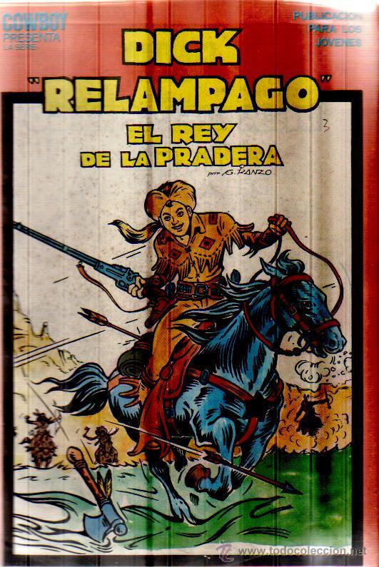 DICK RELAMPAGO Nº 13 - ED.TORAY (Tebeos y Comics - Toray - Dick Relampago)