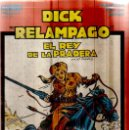 Tebeos: DICK RELAMPAGO Nº 13 - ED.TORAY. Lote 23525771