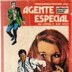 Tebeos: AGENTE ESPECIAL Nº 3 - ED.TORAY 1974. Lote 23551987