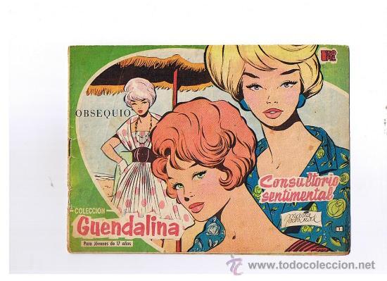 GUENDALINA Nº 1. (Tebeos y Comics - Toray - Guendalina)