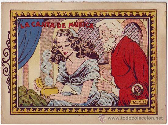 AZUCENA - LA CAJITA DE MUSICA - Nº 257 - ED. TORAY (Tebeos y Comics - Toray - Azucena)