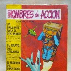 Tebeos: COMIC, HOMBRES DE ACCION, UN BRILLANTE PARA EL OTRO MUNDO, Nº 4, TORAY. Lote 23812529