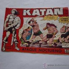 BDs: KATAN Nº 47 DE LOS ULTIMOS ORIGINAL . Lote 48848306