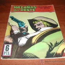 Tebeos: HAZAÑAS DEL OESTE - ED. TORAY - Nº 221 (1970). Lote 23826542
