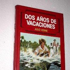 Tebeos: DOS AÑOS DE VACACIONES. JULIO VERNE. PRUNÉS, FARIÑAS, ARMANDO. TORAY NOVELAS FAMOSAS Nº 1.. Lote 27488320
