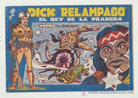 DICK RELÁMPAGO Nº 11. TORAY 1960. (Tebeos y Comics - Toray - Dick Relampago)