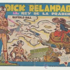 Tebeos: DICK RELÁMPAGO Nº 147. TORAY 1960.. Lote 24055285
