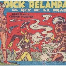 Tebeos: DICK RELÁMPAGO Nº 20. TORAY 1960.. Lote 24055369