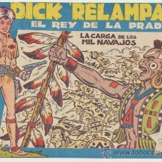 Tebeos: DICK RELÁMPAGO Nº 15. TORAY 1960.. Lote 24055383