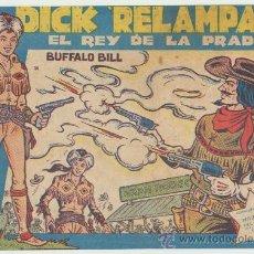 Tebeos: DICK RELÁMPAGO Nº 14. TORAY 1960.. Lote 24055427