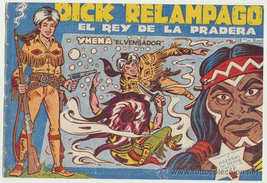 DICK RELÁMPAGO Nº 11. TORAY 1960. (Tebeos y Comics - Toray - Dick Relampago)