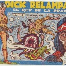 Tebeos: DICK RELÁMPAGO Nº 11. TORAY 1960.. Lote 24055528