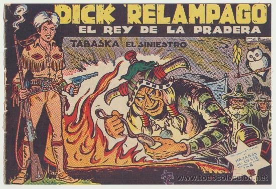DICK RELÁMPAGO Nº 4. TORAY 1960. (Tebeos y Comics - Toray - Dick Relampago)