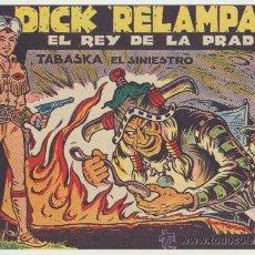 Tebeos: DICK RELÁMPAGO Nº 4. TORAY 1960.. Lote 24055775