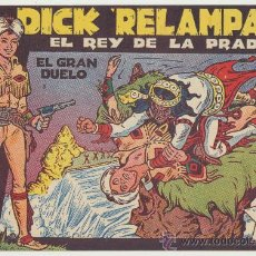 Tebeos: DICK RELÁMPAGO Nº 3. TORAY 1960.. Lote 24055794