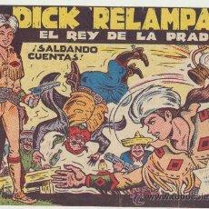 Tebeos: DICK RELÁMPAGO Nº 2. TORAY 1960.. Lote 24055817