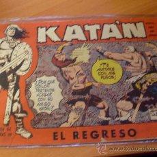 Tebeos: KATAN Nº 34 ( ORIGINAL ED. TORAY ) (S2). Lote 24261667
