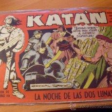 Tebeos: KATAN Nº 30 ( ORIGINAL ED. TORAY ) (S2). Lote 24261683