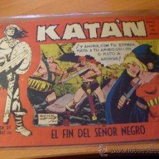 Tebeos: KATAN Nº 16 ( ORIGINAL ED. TORAY ) (S2). Lote 24261733