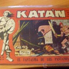 Tebeos: KATAN Nº 12 ( ORIGINAL ED. TORAY ) (S2). Lote 24261763