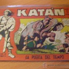 Tebeos: KATAN Nº 9 ( ORIGINAL ED. TORAY ) (S2). Lote 24261780