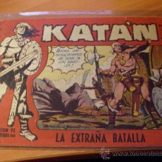 Tebeos: KATAN Nº 3 ( ORIGINAL ED. TORAY ) (S2). Lote 24261811