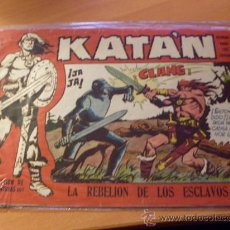 Comics - KATAN Nº 2 ( ORIGINAL ED. TORAY ) (S2) - 24261846