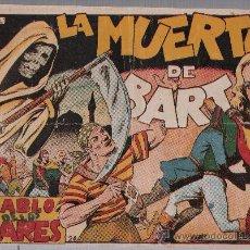 Tebeos: EL DIABLO DE LOS MARES Nº 24. TORAY 1947.. Lote 24138795