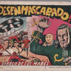 Tebeos: EL DIABLO DE LOS MARES Nº 52. TORAY 1947.. Lote 24139178