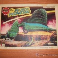 Tebeos: EL MUNDO FUTURO Nº 53 EDITORIAL TORAY ORIGINAL. . Lote 24208613