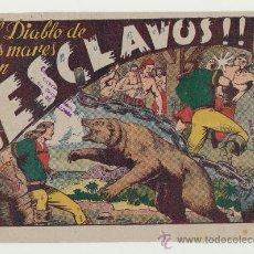 Tebeos: EL DIABLO DE LOS MARES Nº 28.. Lote 24227604