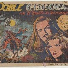 Tebeos: EL DIABLO DE LOS MARES Nº 32. TORAY 1947.. Lote 24379289