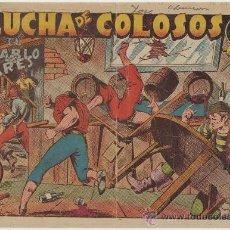 Tebeos: EL DIABLO DE LOS MARES Nº 29. TORAY 1947.. Lote 24390754