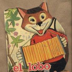 Tebeos: EL LOBO BONIFACIO. CUENTOS PEQUEÑO ZOO.GUIÓN SOTILLOS. DIBUJOS AYNÉ. EDICIONES TORAY 1966.TROQUELADO. Lote 24562580
