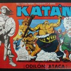 Tebeos: Nº 10. KATAN. ¡ODILÓN ATACA! (URSUS). Lote 24613797