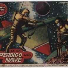 Tebeos: EL MUNDO FUTURO Nº 51. EDITORIAL TORAY 1955.. Lote 24850628