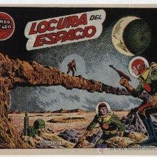 Tebeos: EL MUNDO FUTURO Nº 25. EDITORIAL TORAY 1955.. Lote 24851277