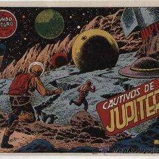 Tebeos: EL MUNDO FUTURO Nº 18. EDITORIAL TORAY 1955.. Lote 24851725