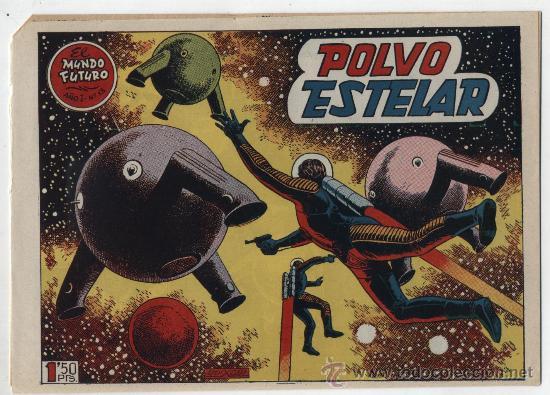 EL MUNDO FUTURO Nº 13. EDITORIAL TORAY 1955. (Tebeos y Comics - Toray - Mundo Futuro)