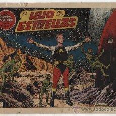 Tebeos: EL MUNDO FUTURO Nº 9. EDITORIAL TORAY 1955.. Lote 24852190