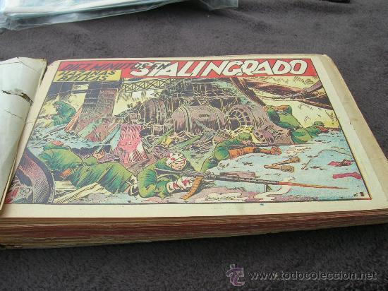 HAZAÑAS BELICAS SEGUNDA SERIE COMPLETA ORIGINAL Y BASTANTE BIEN (Tebeos y Comics - Toray - Hazañas Bélicas)