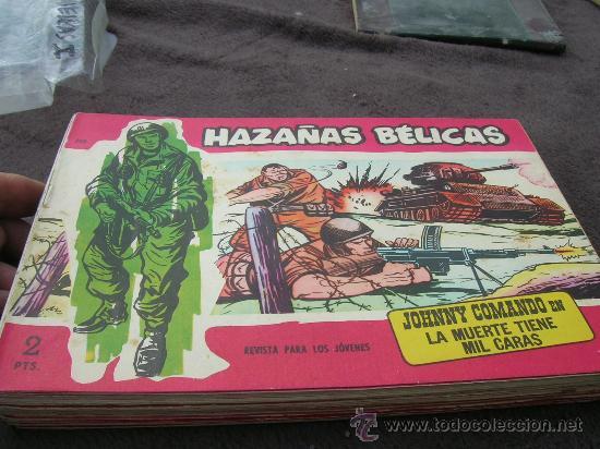 Tebeos: HAZAÑAS BELICAS SEGUNDA SERIE COMPLETA ORIGINAL Y BASTANTE BIEN - Foto 4 - 27454845