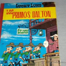 Tebeos: TORAY LUCKY LUKE LOS PRIMOS DALTON. 2ª EDICIÓN 1969.. Lote 25004385